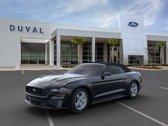 2020 Ford Mustang Ecoboost Convertible for sale in Jacksonville at Duval Ford
