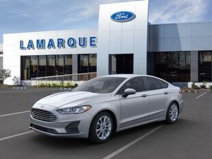 2020 Ford Fusion SE Sedan 3FA6P0HDXLR143531