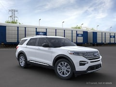 All-New 2021 Ford Explorer For Sale in Leesville