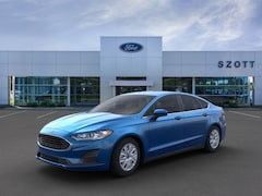 New 2020 Ford Fusion S Sedan in Holly, MI
