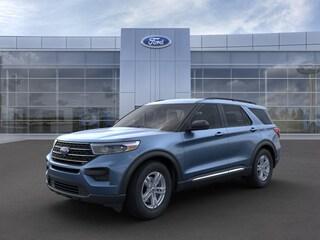 2020 Ford Explorer XLT 4WD AWD XLT  SUV
