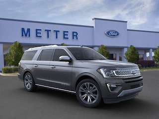 New 2020 Ford Expedition Max Platinum SUV for sale in Metter, GA