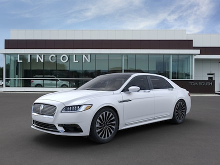 2020 Lincoln Continental Black Label AWD Black Label  Sedan