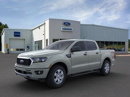 2021 Ford Ranger Supercre PICKUP