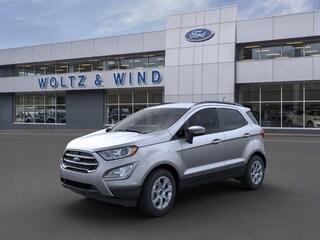 New 2020 Ford EcoSport SE SUV MAJ6S3GL3LC331069 in Heidelberg, PA