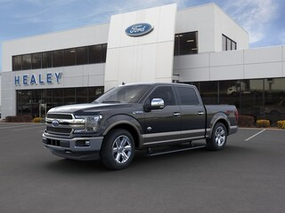 2020 Ford F-150 King Ranch 4WD Supercrew Short Box