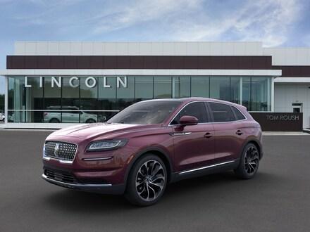 2021 Lincoln Nautilus Reserve Reserve  SUV