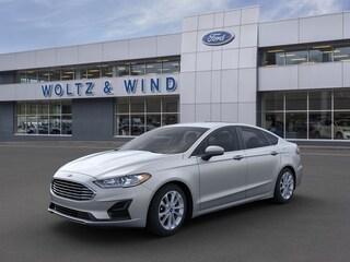 New 2020 Ford Fusion Hybrid COURTESY LOANER SAVE BIG Sedan 3FA6P0LU1LR185853 in Heidelberg, PA
