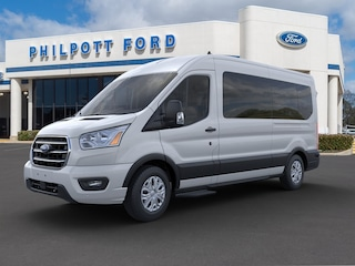 2020 Ford Transit-350 Passenger XL (T-350 148 Med Roof XL RWD) Wagon Medium Roof Van