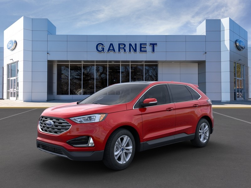 2020 Ford Edge Crossover