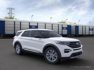 2021 Ford Explorer XLT SUV Rear Wheel Drive