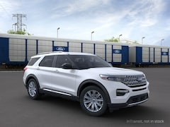 New 2021 Ford Explorer Limited SUV 1FM5K8FW3MNA06504 in Rochester, New York, at West Herr Ford of Rochester