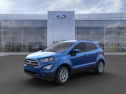 2020 Ford EcoSport SE 4WD SE 4WD