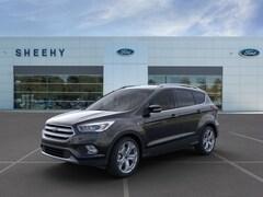 New 2019 Ford Escape Titanium SUV Springfield, VA