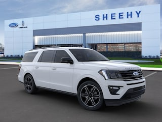 New 2020 Ford Expedition Max Limited SUV in Richmond, VA