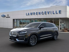 New 2019 Lincoln Nautilus Reserve SUV Lawrenceville New Jersey