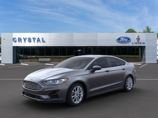 New 2020 Ford Fusion Hybrid SE Sedan for Sale in Crystal River, FL