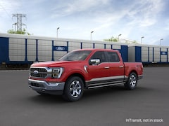 New 2021 Ford F-150 King Ranch Truck in Great Bend near Russell