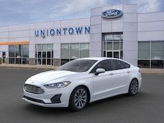 2020 Ford Fusion SE AWD SE  Sedan