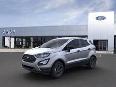 New 2020 Ford EcoSport S Crossover 200138 in El Paso, TX