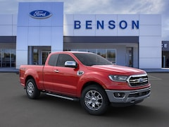 2020 Ford Ranger Lariat 4x4 Lariat  SuperCab 6.1 ft. SB Pickup