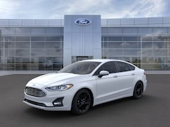 New 2020 Ford Fusion SE Sedan in Mahwah