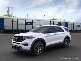 New 2021 Ford Explorer ST SUV in Danbury, CT