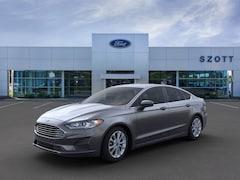 New 2020 Ford Fusion SE Sedan 3FA6P0HD0LR146891 in Holly, MI