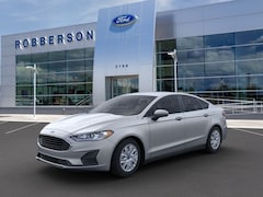 New 2020 Ford Fusion S Sedan for Sale in Bend, OR