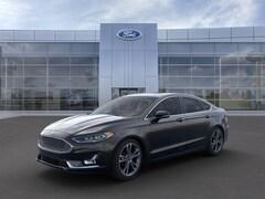 New 2020 Ford Fusion Titanium Sedan in Glastonbury, CT