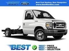 New 2019 Ford E-350 Cutaway Base Cab/Chassis Nashua, NH