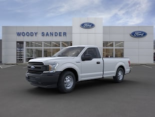 2020 Ford F-150 XL 4x2 XL  Regular Cab 8 ft. LB