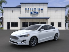 New 2020 Ford Fusion Hybrid Titanium Sedan for sale in San Bernardino