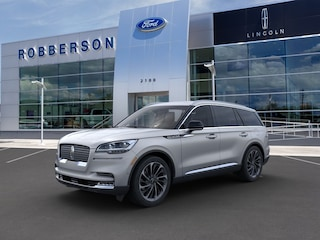 New 2021 Lincoln Aviator Reserve SUV in Bend, near Culver OR