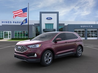2021 Ford Edge SEL AWD Crossover