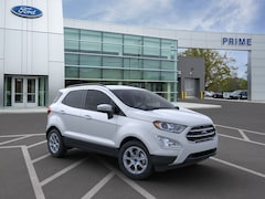 New 2019 Ford EcoSport SE SUV in Auburn, MA