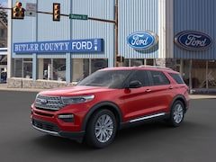 New 2020 Ford Explorer Limited SUV for Sale in Butler, PA