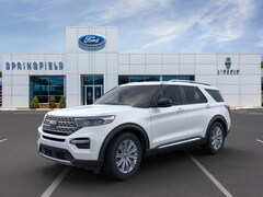 New Ford 2021 Ford Explorer Limited SUV For sale near Philadelphia, PA