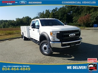 New 2020 Ford F-550 Chassis XL Truck Crew Cab Marlow Heights MD