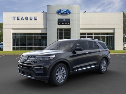 Featured new 2020 Ford Explorer Limited SUV for sale in El Dorado, AR