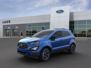 2020 Ford EcoSport SES SUV