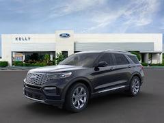 New Ford for sale 2020 Ford Explorer Platinum SUV in Melbourne, FL