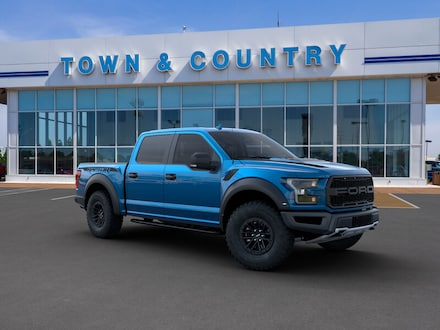 Featured new 2019 Ford F-150 Raptor Truck SuperCrew Cab for sale in Evansville, IN