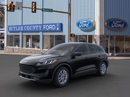 Featured New 2020 Ford Escape S SUV for Sale in Butler, PA