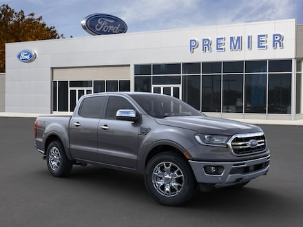Featured New 2019 Ford Ranger Lariat Truck SuperCrew for Sale in Brooklyn, NY