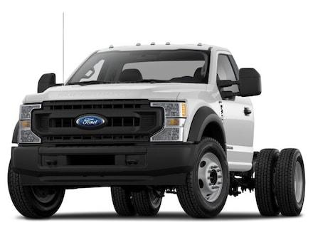 2021 Ford Super Duty F-350 DRW XL Truck Regular Cab