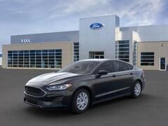 2020 Ford Fusion S Sedan FWD