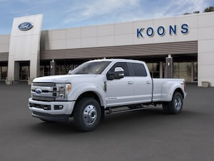 2019 Ford F-450 F-450 Limited Truck Crew Cab