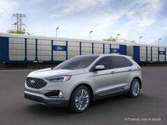 2020 Ford Edge Titanium Front-wheel Drive Crossover