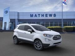 2021 Ford EcoSport Titanium SUV MAJ6S3KL0MC398169